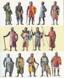 Photo 2 : FUNCKEN LILIANE ET FRED : LE COSTUME ET LES ARMES DES SOLDATS DE TOUS LES TEMPS, TOME I, DES PHARAONS À LOUIS XV.