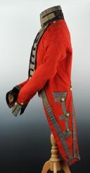 HABIT DE GRAND UNIFORME DES GENDARMES DE LA MAISON MILITAIRE DU ROI MODÈLE 1814, RESTAURATION (4)