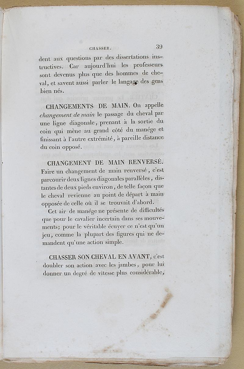 Dictionnaire raisonné d'équitation - François Baucher