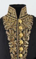 HABIT DE CÉRÉMONIE DE GÉNÉRAL DE DIVISION AYANT APPARTENU AU DUC D'AUMALE, modèle 1830, Monarchie de Juillet.