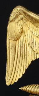Photo 2 : A Napoleonic Eagle of the First Empire (Aigle  Premier Empire Modèle 1804)