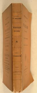 DELLARD. Mémoires militaires du Baron Dellard.  (2)