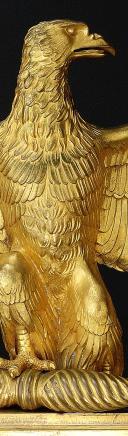 Photo 3 : A Napoleonic Eagle of the First Empire (Aigle  Premier Empire Modèle 1804)