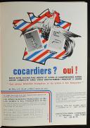 Photo 3 : GAZETTE DES ARMES, ALBUMS N° 1 À 6, du n° 6 de juin 1973 au n° 41de septembre 1976.