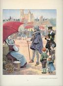 Photo 3 : TROGAN : AQUARELLES DE JOB, LES MOTS HISTORIQUES DU PAYS DE FRANCE.