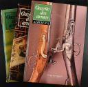 Photo 8 : GAZETTE DES ARMES, ALBUMS N° 1 À 6, du n° 6 de juin 1973 au n° 41de septembre 1976.