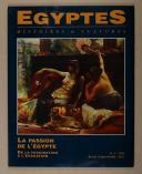 Egyptes, histoires et cultures, 1993