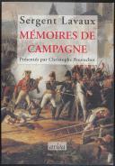 Photo 1 : LAVAUX : MÉMOIRES DE CAMPAGNE