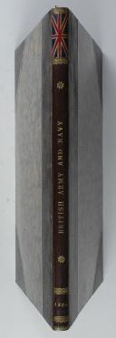 Photo 2 : BRITISH ARMY and NAVY. 1803.