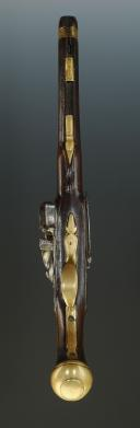 PISTOLET DE CAVALERIE DE DRAGONS « LHOPITAL DRAGONS », MODÈLE 1733, ANCIENNE MONARCHIE. (5)