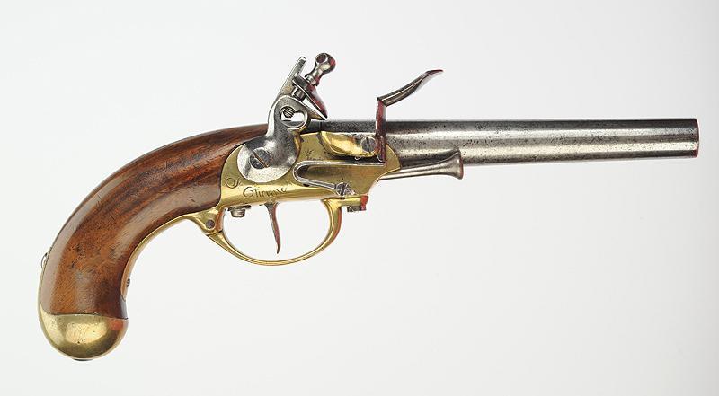pistolet de cavalerie mod le 1777 dit coffre. Black Bedroom Furniture Sets. Home Design Ideas