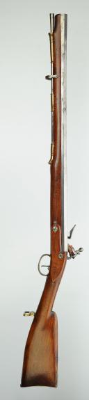 Photo 10 : CARABINE DE VERSAILLES, MODÈLE 1793 POUR L'INFANTERIE, RÉVOLUTION.