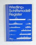 Registre des modèles de bateaux de Wiedling