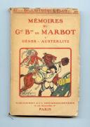 MÉMOIRES DU GÉNÉRAL BARON DE MARBOT