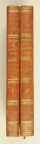 SEGUR. (Cte de). Histoire de Napoléon et de la Grande Armée en 1812.