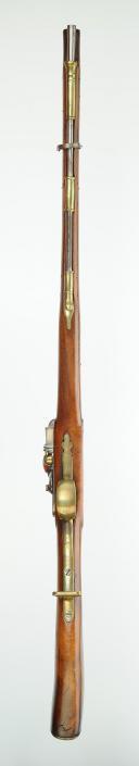 Photo 6 : CARABINE DE VERSAILLES, MODÈLE 1793 POUR L'INFANTERIE, RÉVOLUTION.