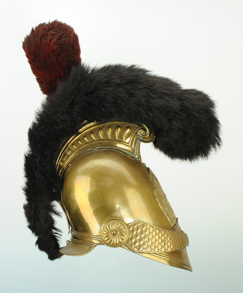 casque troupe de sapeur