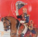 Photo 2 : SOLDATS DE PLOMB DELPRADO, CAVALIER 54 mm, le maréchal Davout, Premier Empire.