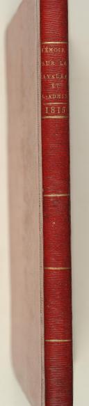 PREVAL Mémoires sur l'organisation de la cavalerie et sur l'administration des corps.  (2)