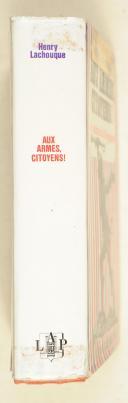 """Photo 2 : LACHOUQUE – """" Aux Armes citoyens """""""