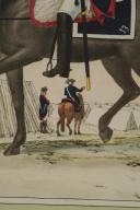 Photo 3 : Nicolas Hoffmann, 13 régiment de cavalerie (Orléans) au règlement de 1791.