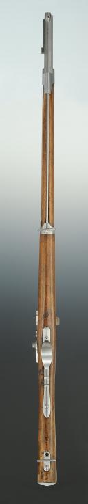 Photo 10 : CARABINE DE CHASSEURS À TABATIÈRE, modèle 1867, Second Empire.