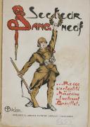 """Lt GRÉMILLET - """" Secteur sang neuf  """" - Revue - numéro 3 - Paris"""