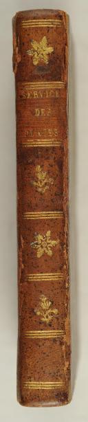 Photo 2 : ORDONNANCE pour régler le service dans les places et dans les quartiers. Du 1ermars 1768.