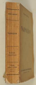 """Photo 2 : BAINVILLE (Jacques) – """" Napoléon """""""