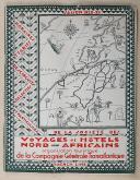 Horaires et tarifs des circuits collectifs et particuliers de la societé des voyages et Hôtels Nords-Africains