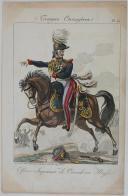 Photo 1 : MARTINET : PLANCHE 41, OFFICIER SUPÉRIEUR DE CAVALERIE RUSSE.