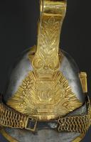 CASQUE DE LA GARDE RÉPUBLICAINE DE PARIS, MODÈLE 1860 MODIFIÉ 1872, TROISIÈME RÉPUBLIQUE. (3)