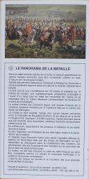 """Photo 6 : """" Le Champ de Bataille de Waterloo Pas à Pas """" - Guide de visite"""