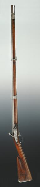 Photo 2 : FUSIL D'OFFICIER D'INFANTERIE, type 1775, Ancienne Monarchie.