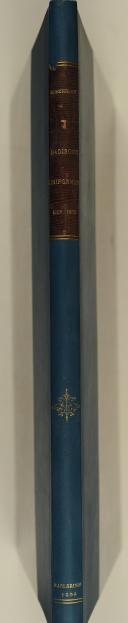 ROSENBERG (M.). IV. Badische Uniformen. 1807 und 1809.   (2)