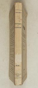 Photo 2 : LETTRES À JOSÉPHINE – Avant le mariage sous le directoire, le consulat, l'Empire et après le divorce
