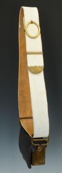 GIBERNE TROUPE DE CAVALERIE LÉGÈRE, modèle 1858, SECOND EMPIRE. (3)