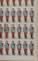 """Photo 4 : DELHALT - """" Armée Française, Chasseurs d'Afrique """" - Nancy - n° 150"""