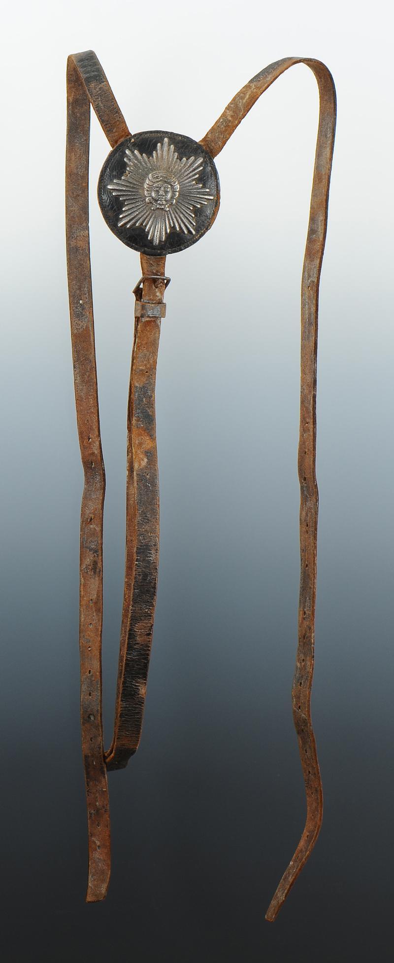 poitrail de garde du corps du roi  mod u00c8le 1814  restauration