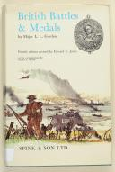 GORDON et JOSLIN – British Battles and Medals   (1)