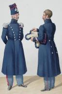 1830. Cuirassiers. Colonel, Maître-Ouvrier (2e Régiment - du Dauphin). (2)