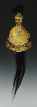 Photo 2 : CASQUE TROUPE DE DRAGONS, modèle 1825 modifié 1830, Monarchie de Juillet.