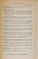 """Photo 4 : CHALLAMEL - """" Catalogue des ouvrages sur la marine """" - Paris - Mai 1952"""