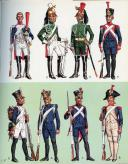 Photo 4 : L'UNIFORME ET LES ARMES DES SOLDATS DU PREMIER EMPIRE - Tome 1
