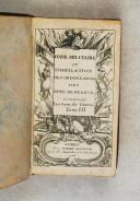 Photo 6 : BRIQUET (de). Code militaire ou compilation des ordonnances des Rois de France concernant les gens de guerre.