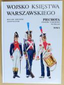 WOJSKO KSIESTWA WARSZAWSKIEGO - PIECHOTA.