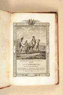 MARENGO BERTHIER. Relation de la bataille de Marengo, gagnée le 25 prairial an 8 par Napoléon Bonaparte, Premier Consul. (1)