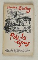 BIOLLAY (Maurice) – Près des Lignes  (1)
