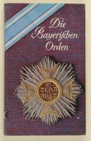 SCHREIBER (G.). Die bayerischen Orden und Ehrenzeichen.  (1)