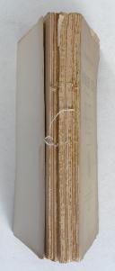 Photo 2 : R. de Cisternes – Journal de marche du grenadier Pils 1804